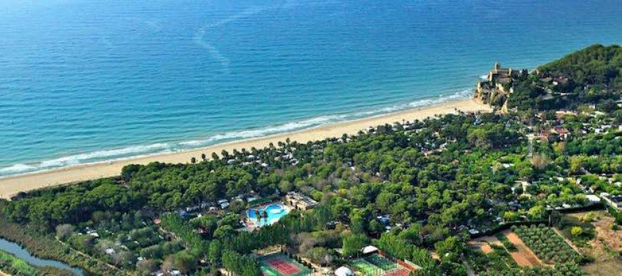 Camping Tamarit, un resort en Costa Dorada