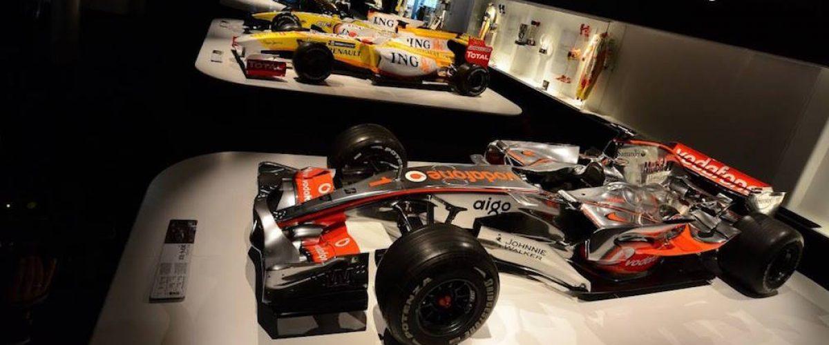 Circuito Fernando Alonso Oviedo : Museo fernando alonso ¡un plan a toda velocidad pequeviajes