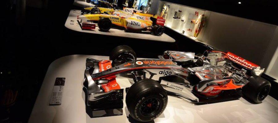 Museo Fernando Alonso, ¡un plan a toda velocidad!