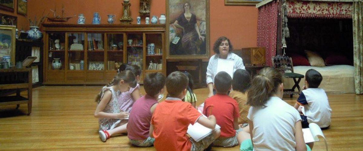 Museo Sorolla: el arte a medida de niño