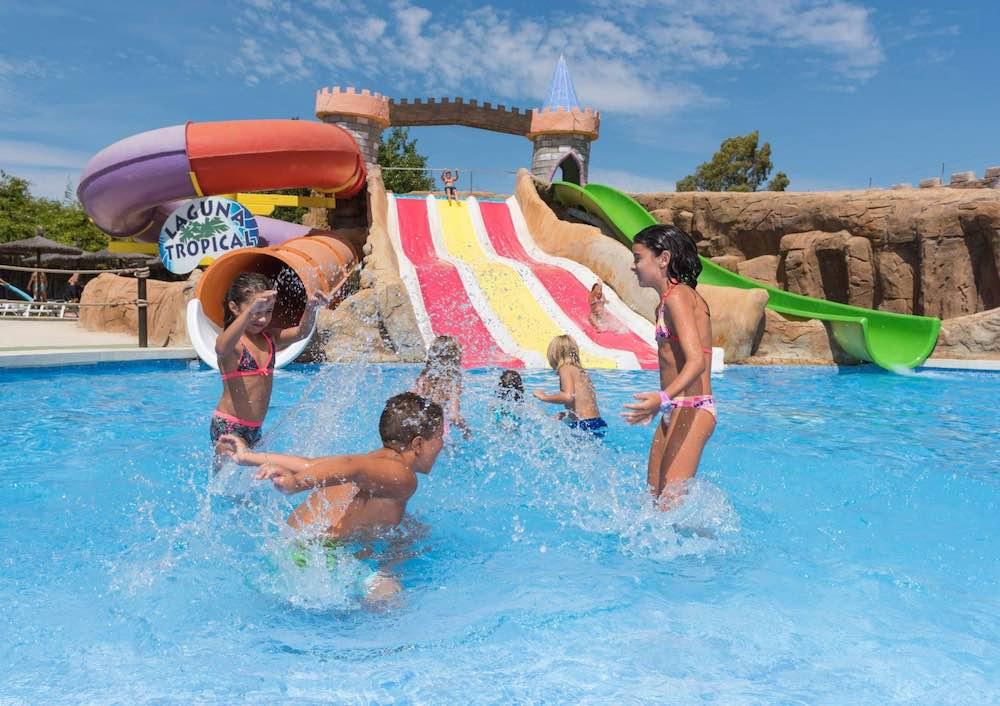 Parques acuáticos Aqualand