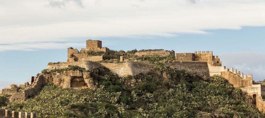 Castillo de Sagunto, un paseo con historia