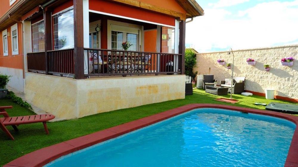 Casas rurales madrid 10 opciones familiares pequeviajes - Casa rurales en madrid ...