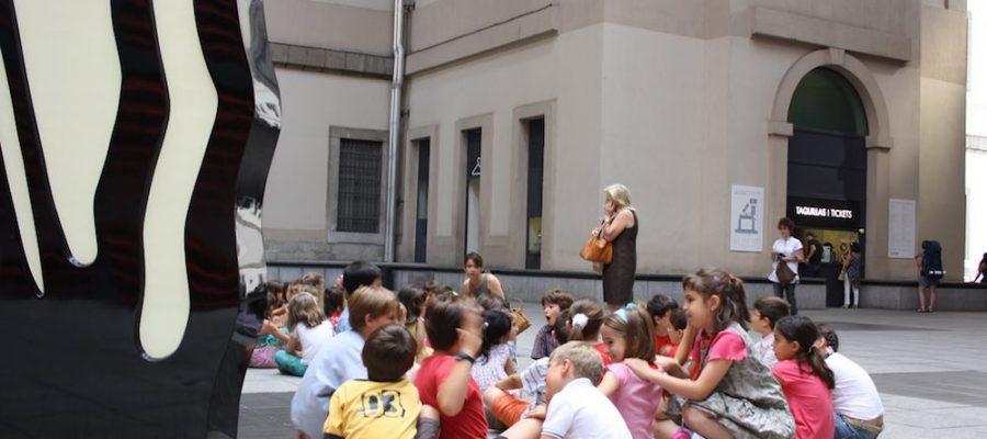 Museo Reina Sofía, ¡a disfrutar el Arte con los niños!