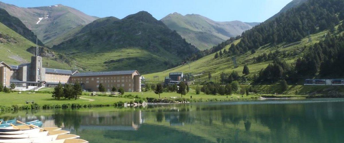Hotel Vall de Núria, ¡la belleza de un valle en los Pirineos!