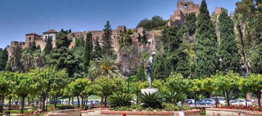 Alcazaba Málaga, un palacio de cuento