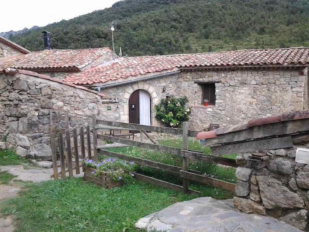Casas rurales en Cataluña para familias