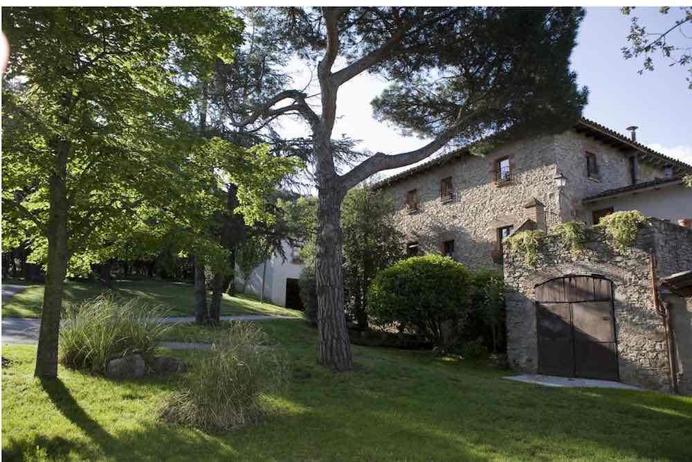 Casas rurales catalu a perfectas para familias pequeviajes - Casa rurales en cataluna ...