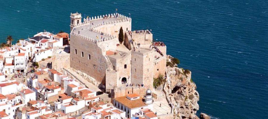 Castillo de Peñíscola, ¡donde la historia es leyenda!