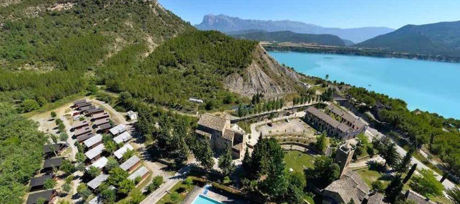 Morillo de Tou, centro de vacaciones en el Pirineo Aragonés