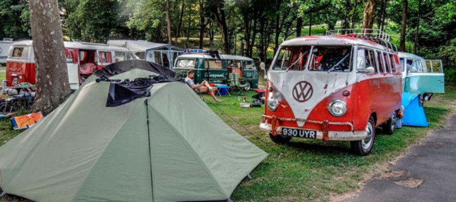 Propuestas para ir de acampada con los niños sin pagar