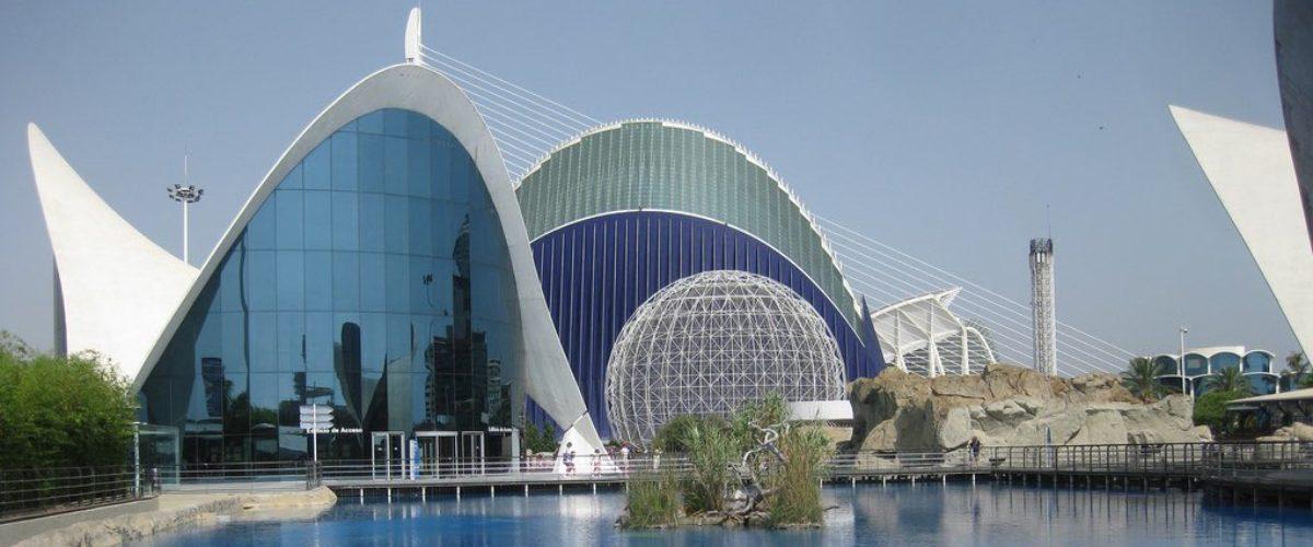 Oceanogràfic ¡el mayor acuario de Europa!