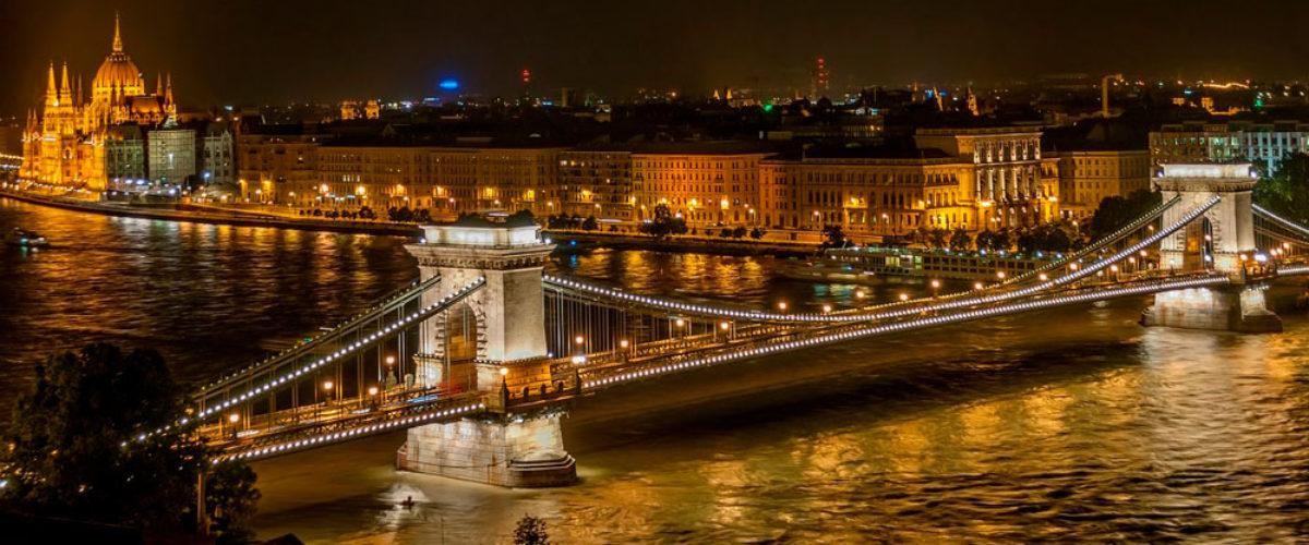 Budapest con niños