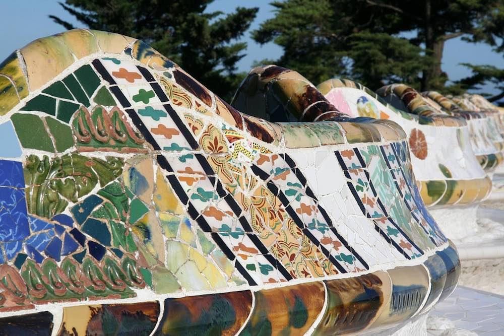 Parque Güell Gaudí