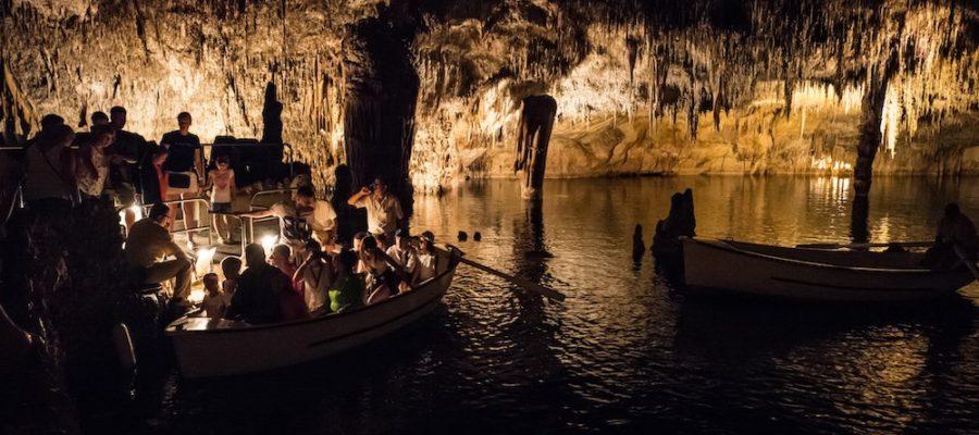 Cuevas del Drach, una excursión con magia en Porto Cristo