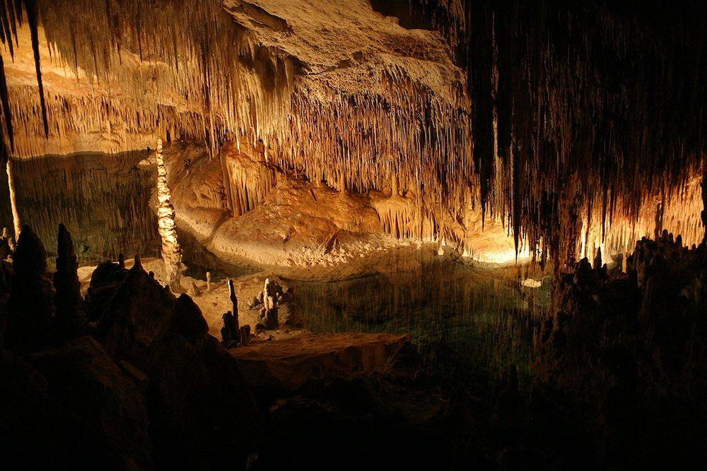 Visitar cuevas del Drach