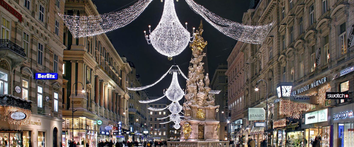 Las ciudades preferidas para volar en Navidad