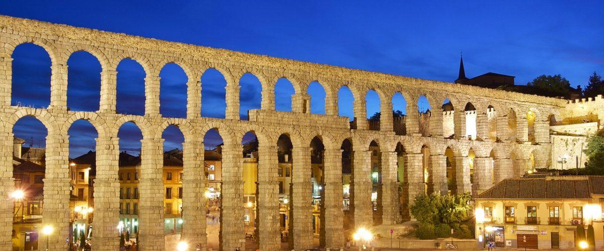 Acueducto de Segovia, la joya romana de España