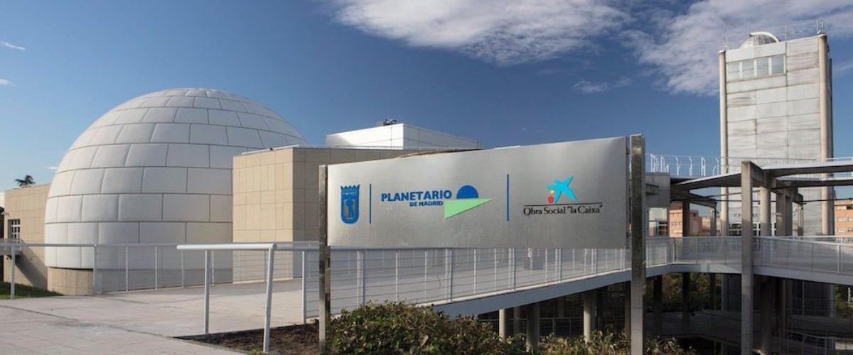 Planetario Madrid: información para la visita